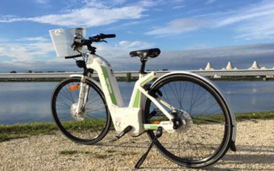 New reference for Neogy: the Alpha bike's hydrogen battery pack