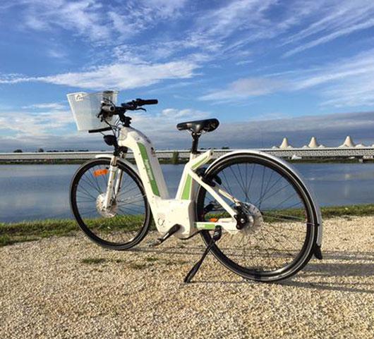 neogy vélo à hydrogène - vélo à assistance électrique hybridation Pragma Industrie