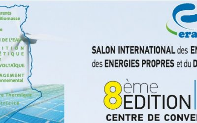 Neogy at the ERA Exhibition, Algeria