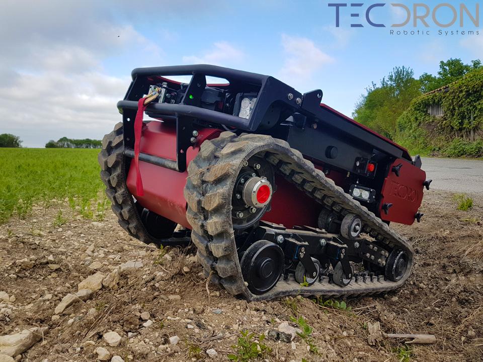 Robot Sentinel Tecdron neogy