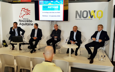 "NOVAQ 2018 ""Festival of Innovation"" in New Aquitaine"