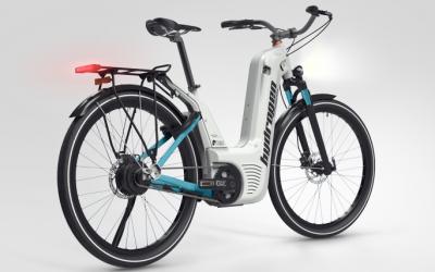 Hydrogen bikes at the next G7
